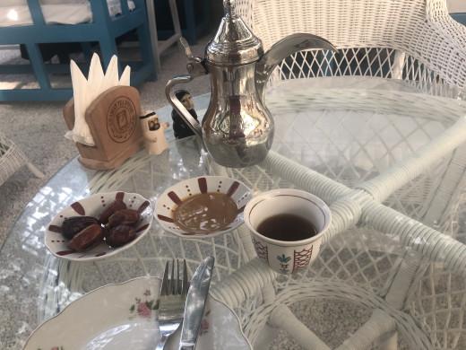LOVE the Arabian coffee!