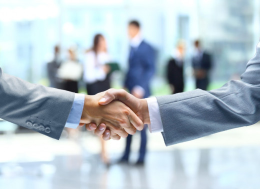 Joint venture could be a solution for your business - large or small