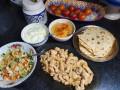 How to Make Chicken Souvlaki, Pita bread and Tzatziki