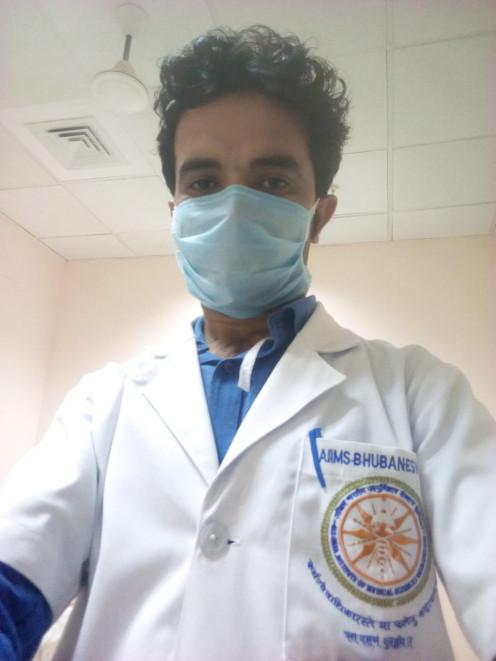 Dr. Dashrath Kumar Leelawat  [ AIIMS BHUVNESWAR ]