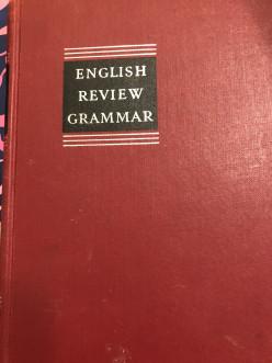 Boredom Be Gone: Lesson 15- More Grammar