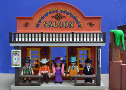 The Good Ole Digital Saloon