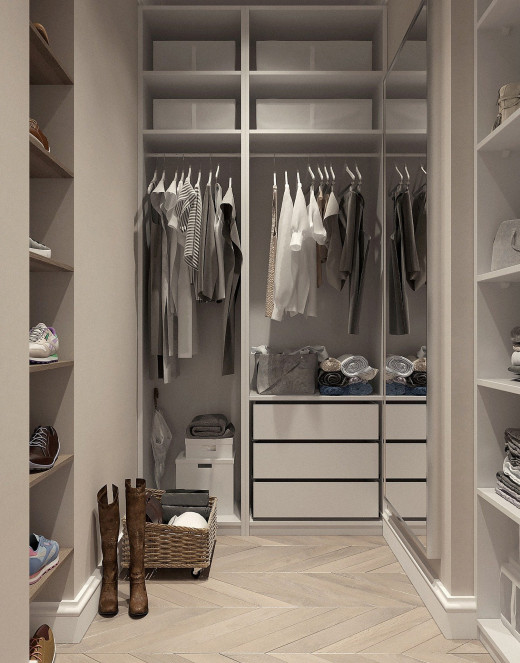 Why are you decluttering? To create a minimal wardrobe or to clear out things that you haven't worn for years?