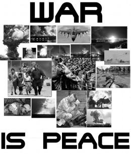 War is Peace!