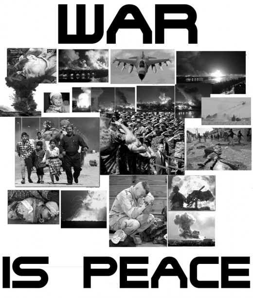 War is Peace!