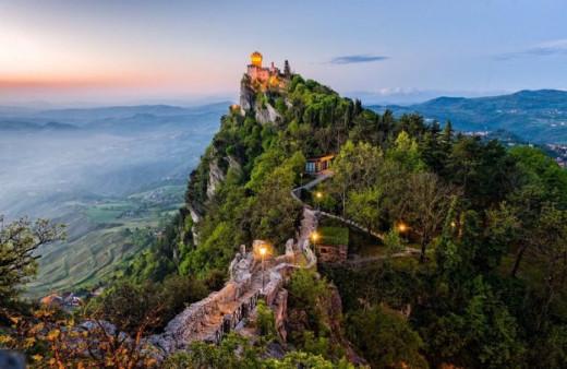 Towers of San Marino
