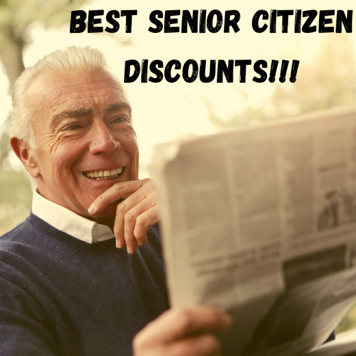Although they don't advertise it, if you're a senior and you ask for a discount, you may very well get one.