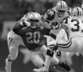 The Best Running Backs in Detroit Lions Team History