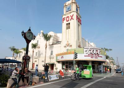 TheFox Theater has a rich history