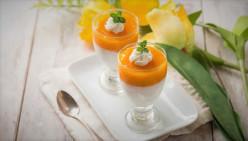 Mango Bavarian, a Refreshing and Tasty Dessert