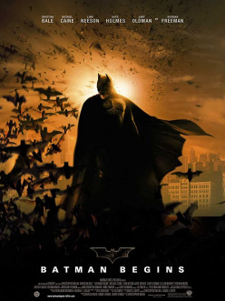 Batman Begins – How to Create a Hero, a Movie Review