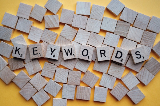Add Relevant Keywords to Your Article