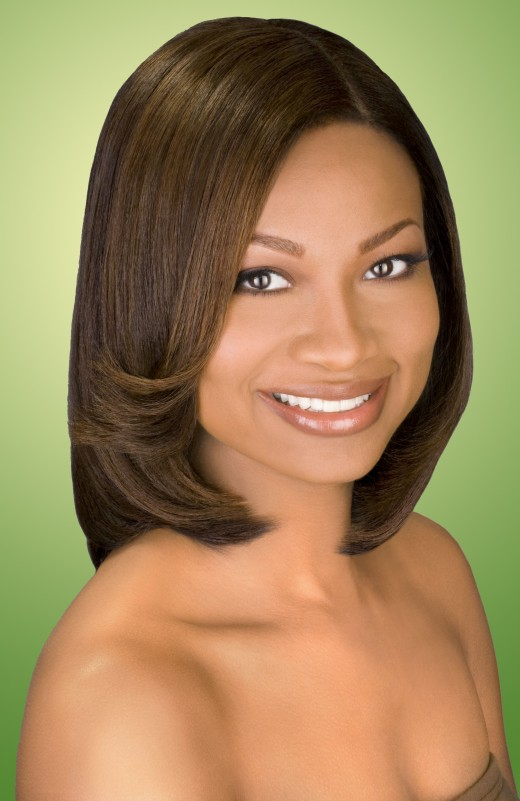African American Buying Extension Hair 91
