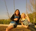 Christiana and bff Payton