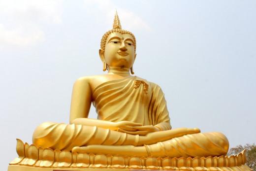 God Budhha