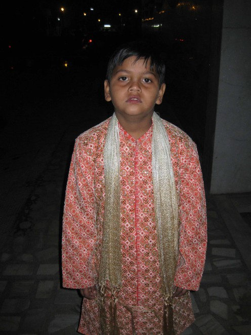Child in Indian Royal dress: Uncommon Dresses Jaipur