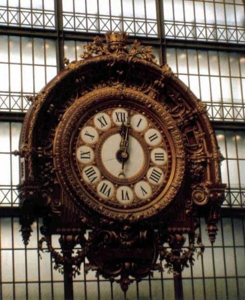 Musee d'Orsay holds impressionist artwork