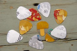 Guitar Picks - How To Make Your Own Guitar Picks