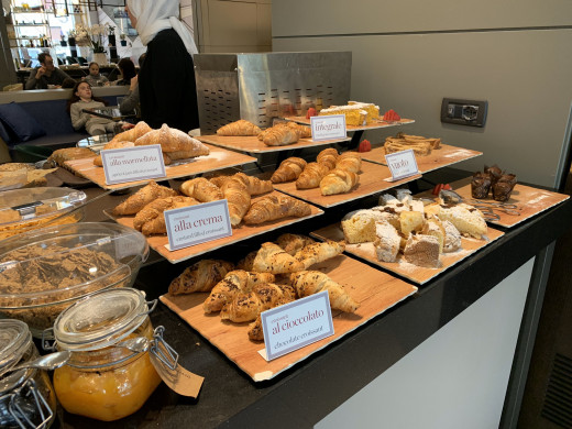 THE MOST DELICIOUS BUFFET BREAKFAST