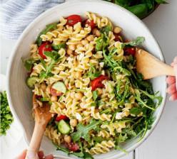 How to Make Pasta Salad Recipe