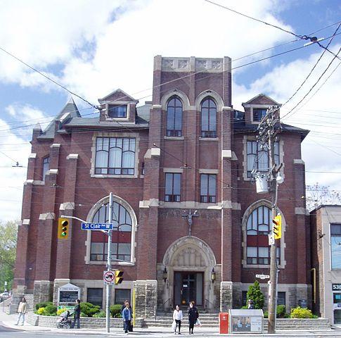 St. Alphonsus Church in Toronto