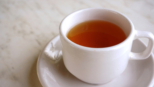 Herbal teas are an excellent option for fast cramp relief do to their anti inflammatory properties.