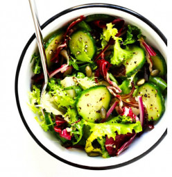 Easy salad for dieting