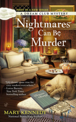Book Review: Nightmares Can Be Murder by Mary Kennedy