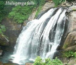 Main Waterfalls in Sri Lanka - part 2