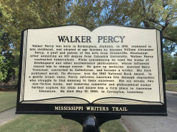 The Life and Works of Walker Percy (1916 - 1990)