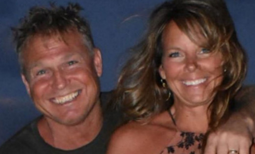Barry and Suzanne Morphew who has been missing in Maysville, Colorado since May 10, 2020.