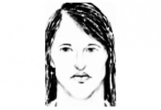 """Composite sketch released of a """"person of interest"""" in the disappearance of Deborah Poe."""