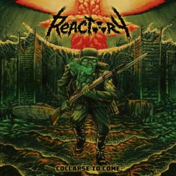 Review of the Album Collapse to Come by German Thrash Metal Band Reactory