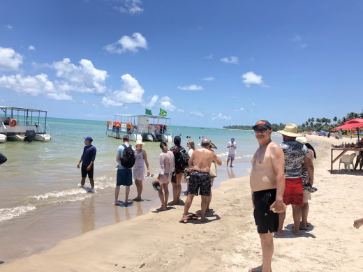 person loves this maragogi beach