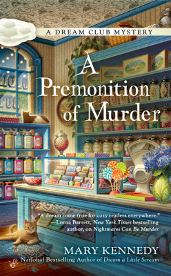 Book Review: A Premonition of Murder by Mary Kennedy