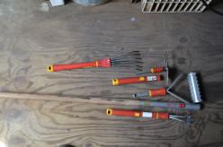 Gardening 101-Tools