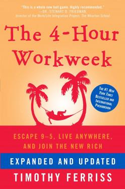 The 4-Hour Work Week - Book Summary