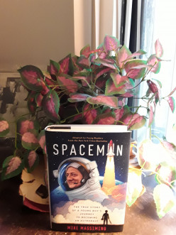 Astronaut's Inspiring Story of Achieving His Dream Career in New Edition for Young Readers