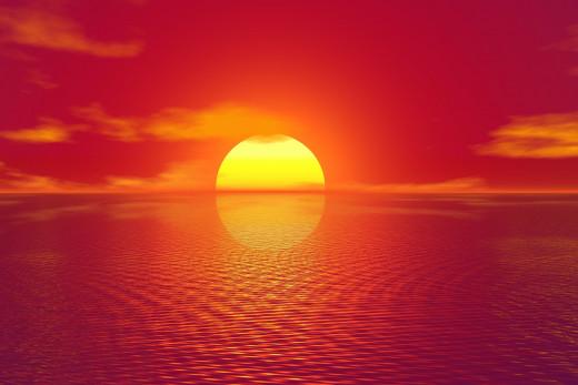 Where The Sun Goes?