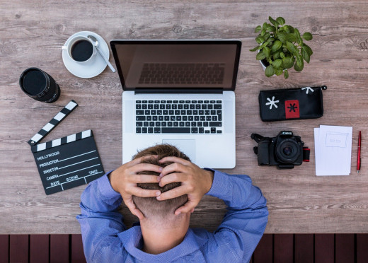 Writer's block can negatively affect your writing career.