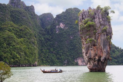 Ko Tapu, Thailand