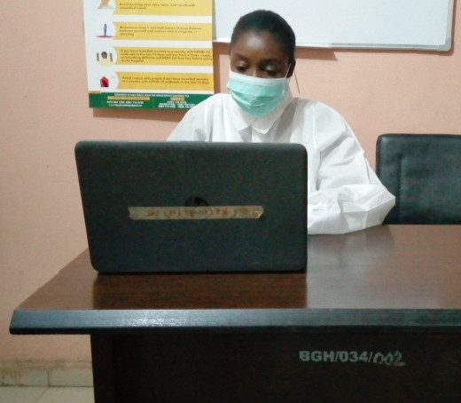 Medical Statistician (Records) Compiling Records