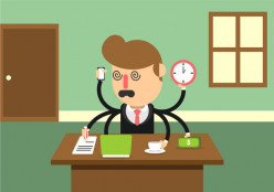 Why Multitasking Is Not Helping You Be Productive