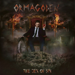 Review of the Mini Album The Den of Sin by French Thrash Metal Band Ormagoden