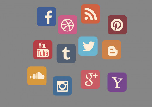Various social media platforms help to generate a lot of information