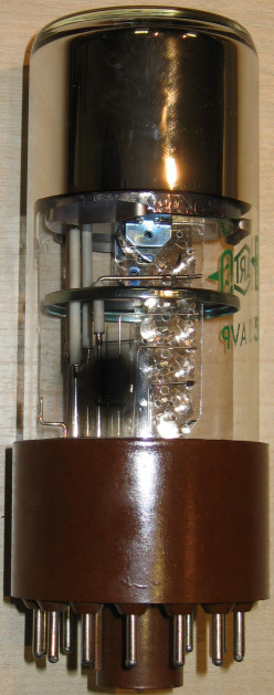 Internal Structure of Detector
