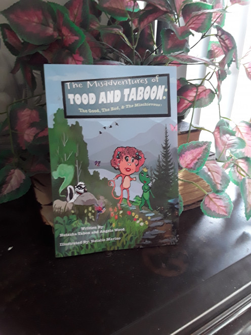 Fun adventures with Tood and Taboon with some lessons in faith for young readers