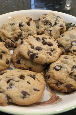 This Is a Tutorial on How to Make Cookies in the Comfort of Your Home. Chocolate Chips Cookies