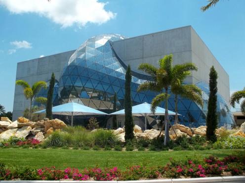 The Salvador Dali Museum in Florida