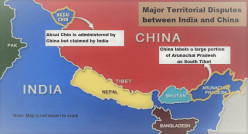 The 'Durg' Mentality Still Dominates Indian Political Thought Resulting in India Facing China With One Arm Tied Behind